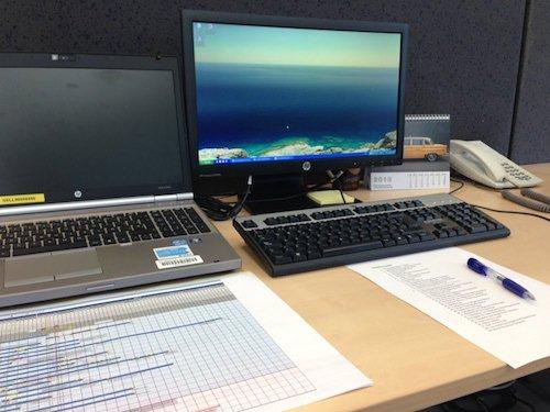 Mi despacho en Airbus