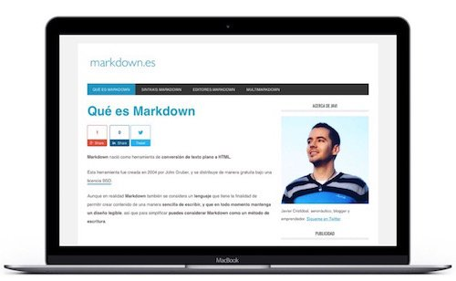 Aprende Markdown en 10min