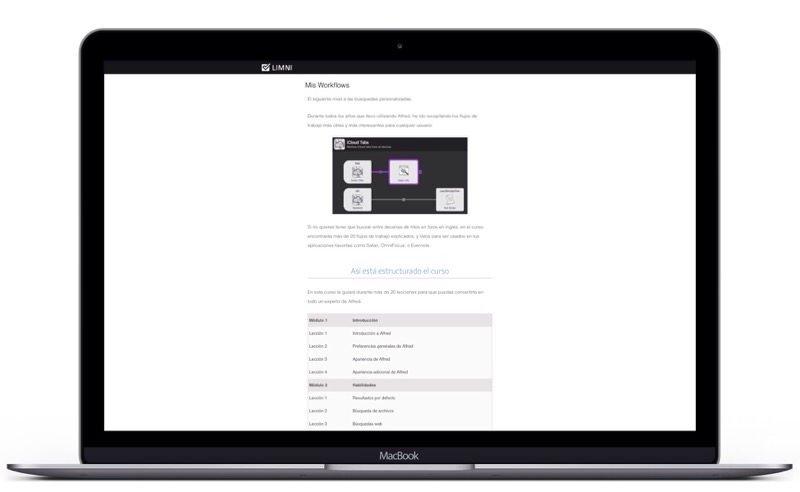 Ejemplo Landing Page gratuita