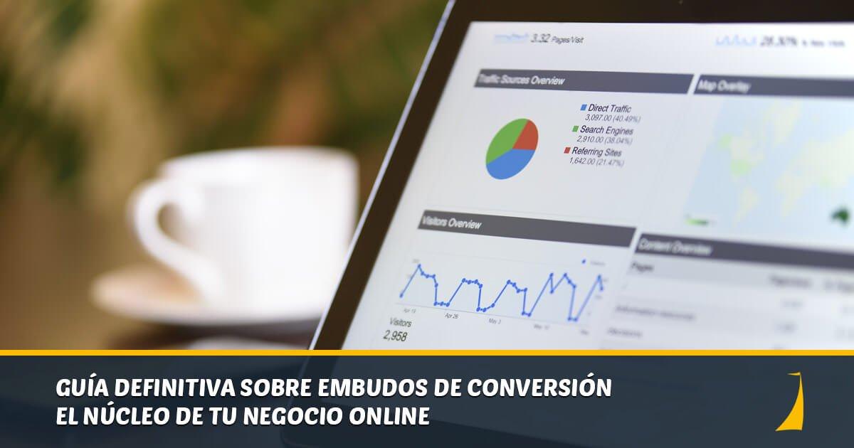 Guía definitiva sobre embudos de conversión y ventas para optimizar tu blog