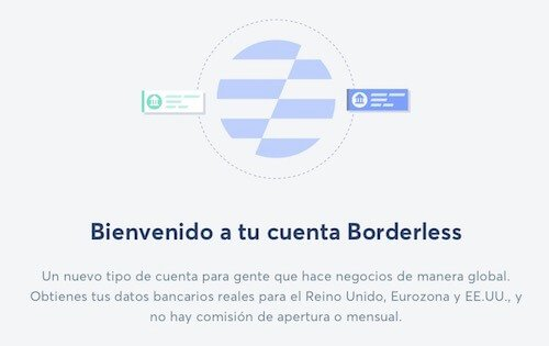 Cuenta Borderless TransferWise