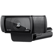 webcam Logitech C920HD