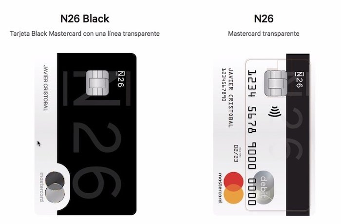 N26 Black vs. N26 Normal
