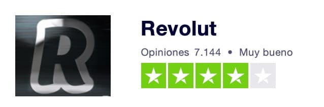 Opiniones Revolut