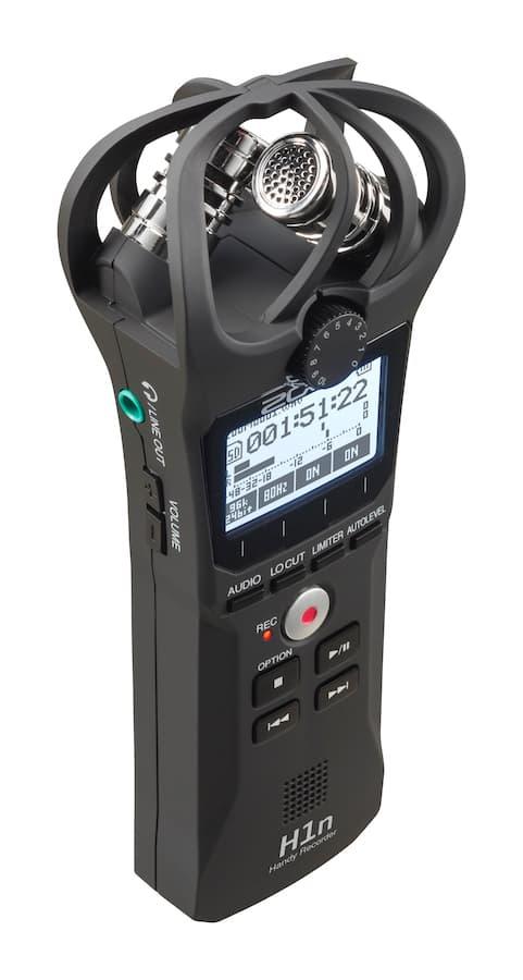 Grabadora de Voz Digital H1N