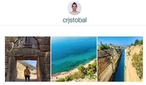 Link de Instagram Metricool