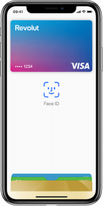 Revolut compatible con Apple Pay