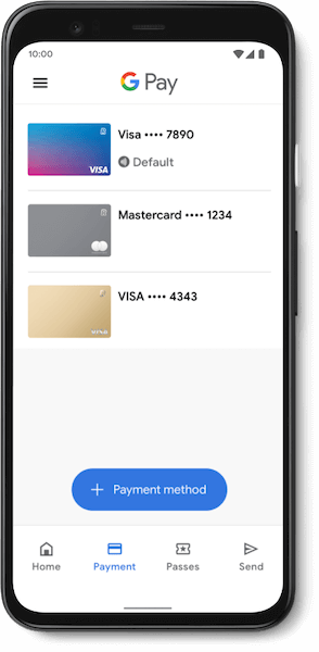 Revolut compatible con Google Pay
