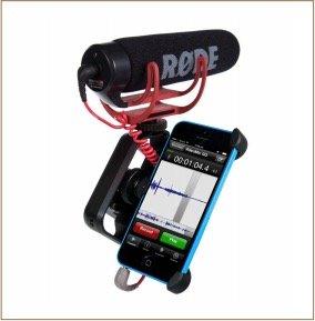 Rode SC7 Conectar VideoMic Go a smartphone